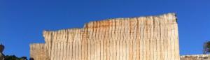 Steinbruch auf Menorca